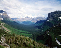 Glacier National Park, Montana Royalty Free Stock Photography