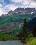 Glacier National Park Stock Photo