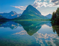 Glacier National Park, Montana Stock Images