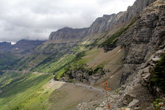 Glacier National Park - Montana - USA Stock Photo