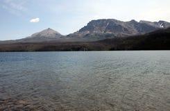 Glacier National Park in Montana, USA Stock Photography