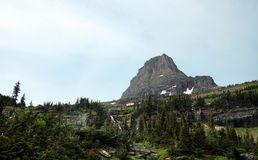 Glacier National Park in Montana, USA Stock Photos
