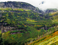 Glacier National Park, Montana Royalty Free Stock Images