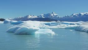 Glacier National Park, Patagonia, Argentina Royalty Free Stock Photos