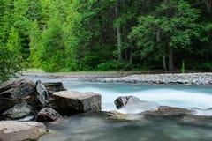 Glacier National Park Stock Image