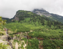 Glacier National Park Royalty Free Stock Image