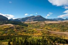Glacier National Parkl Royalty Free Stock Photography
