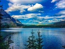 Glacier Nationalpark Lizenzfreies Stockfoto