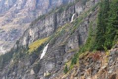 Glacier Nationalpark in Montana Stockfotografie