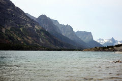 Glacier Nationalpark in Montana, USA Lizenzfreies Stockfoto