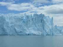 Glacier One. A glacier called Perito Moreno in the south of Argentina Royalty Free Stock Photos
