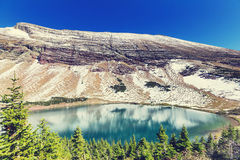 Glacier Park Royalty Free Stock Photography