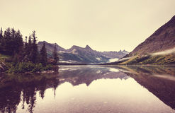 Glacier Park royalty free stock images
