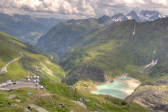 Glacier Pasterze. Alps. Austria Royalty Free Stock Photography
