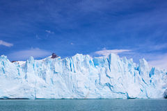 Glacier in Patagonia. Stock Images