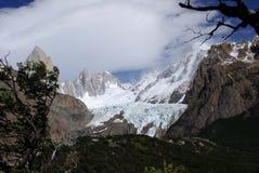 Glacier in Patagonia Stock Photos