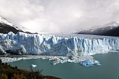 Glacier Perito Moreno Image libre de droits
