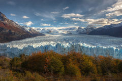 Glacier Perito Moreno photo stock