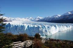 Glacier Perito Moreno Stock Photography