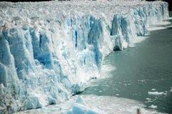Glacier Perito Moreno in Argentina stock photo