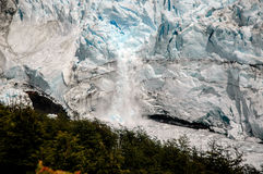 Glacier Perito Moreno stock images