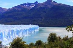 Glacier Perito Moreno. El Calafate, Patagonia, Argentina royalty free stock photography