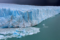 Glacier Perito Moreno. National park Los Glaciares, Argentina Royalty Free Stock Photography