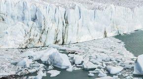 Glacier Perito Moreno, National Park Los Glasyares, Patagonia, A. Rgentina stock photo