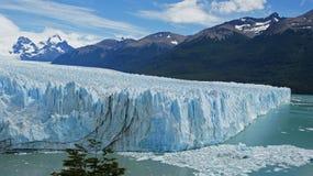 Glacier Perito Moreno, Patagonia, Argentina Stock Images
