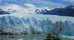 Glacier Perito Moreno, Patagonia, Argentina Royalty Free Stock Photos