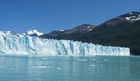 Glacier Perito Moreno, Patagonia, Argentina Stock Photography