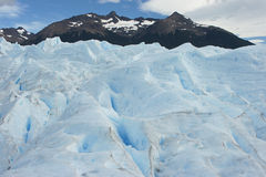 Glacier Perito Moreno, Patagonia, Argentina Royalty Free Stock Photo