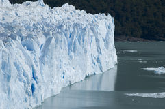 The Glacier Perito Moreno in Patagonia, Province o Stock Photos