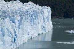 The Glacier Perito Moreno in Patagonia, Province o. The Glacier Perito Moreno in Patagonia, Argentina stock photos