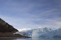 Glacier. Perito Moreno glacier, south Argentina, Patagonia royalty free stock images