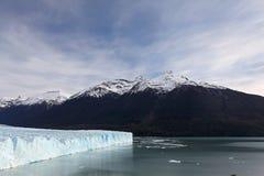 Glacier. Perito Moreno glacier, south Argentina, Patagonia royalty free stock image