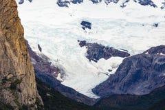 Free Glacier Piedras Blancas With Rocks And Snow Royalty Free Stock Photography - 66110067