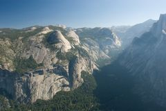 Glacier Point Royalty Free Stock Photos