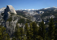 Glacier Point Royalty Free Stock Images