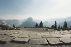 Glacier Point Yosemite Royalty Free Stock Photography