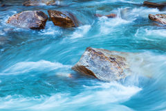 Glacier river Stock Photography