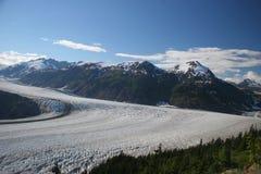 Glacier saumoné Image stock