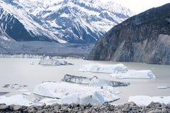 Glacier scenery Royalty Free Stock Photo