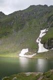 Glacier See lizenzfreie stockbilder