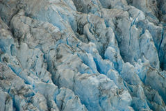 Glacier in Skagway Alaska Stock Images