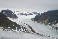 Glacier in Skagway Alaska Stock Images