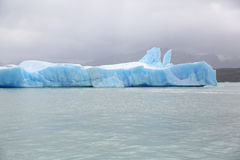 Glacier in South Patagonia - Argentina Stock Images