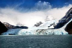 Glacier Spegazzini Royalty Free Stock Photos