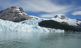 Glacier Spegazzini, Patagonia, Argentina Royalty Free Stock Photography