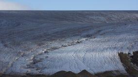 Glacier at Svalbard, Spitzbergen Royalty Free Stock Image